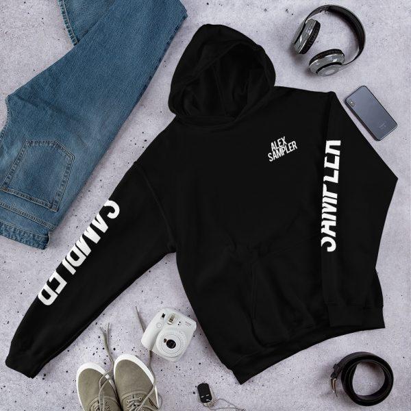 Hooded Alex Sampler Sweatshirt