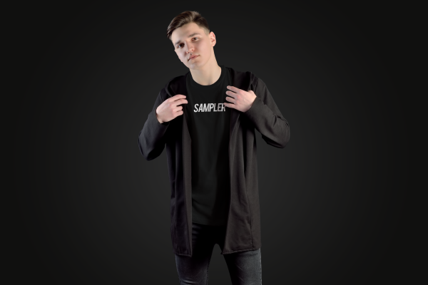 Sampler Long Sleeve Shirt