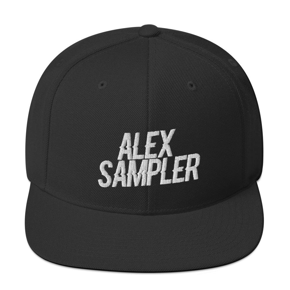 Alex Sampler Snapback Hat